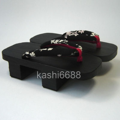 JAPANESE yukata kimono GETA shoes zori SANDALS GW1sa#