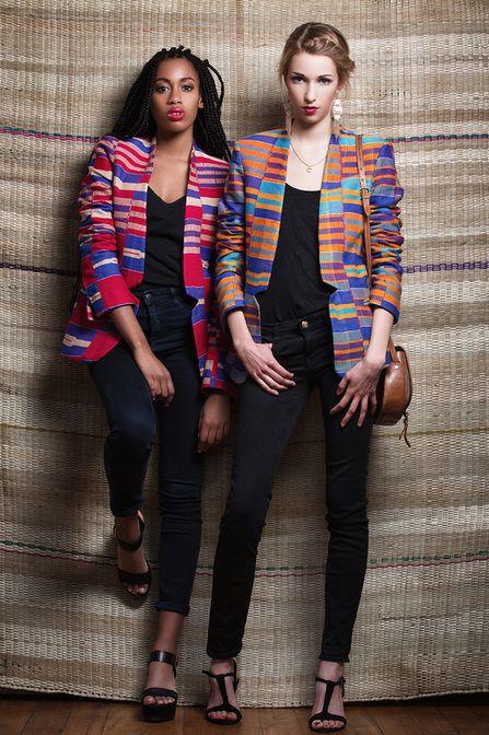 S'inspirer de la beauté de tout ce qu'il peut y avoir autour d'elles et du savoir-faire traditionnel... TISS'AME.  http://afrobougee.com/tissame.html#.U7x6_FBeBoI.twitter