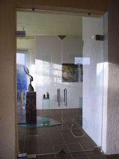 #szkło #drzwi