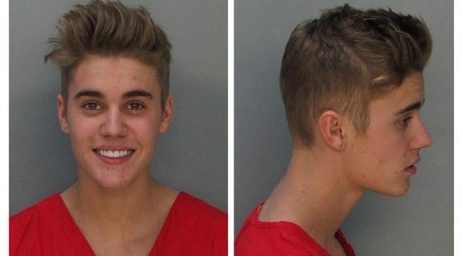 Justin Bieber : arrêté pour conduite en état d'ivresse, ilaétélibéré