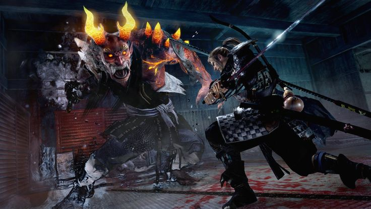 Playing the Nioh demo will net you free DLC for the full game: Nioh, Team Ninja's latest action romp that actually doesn't look half bad,…