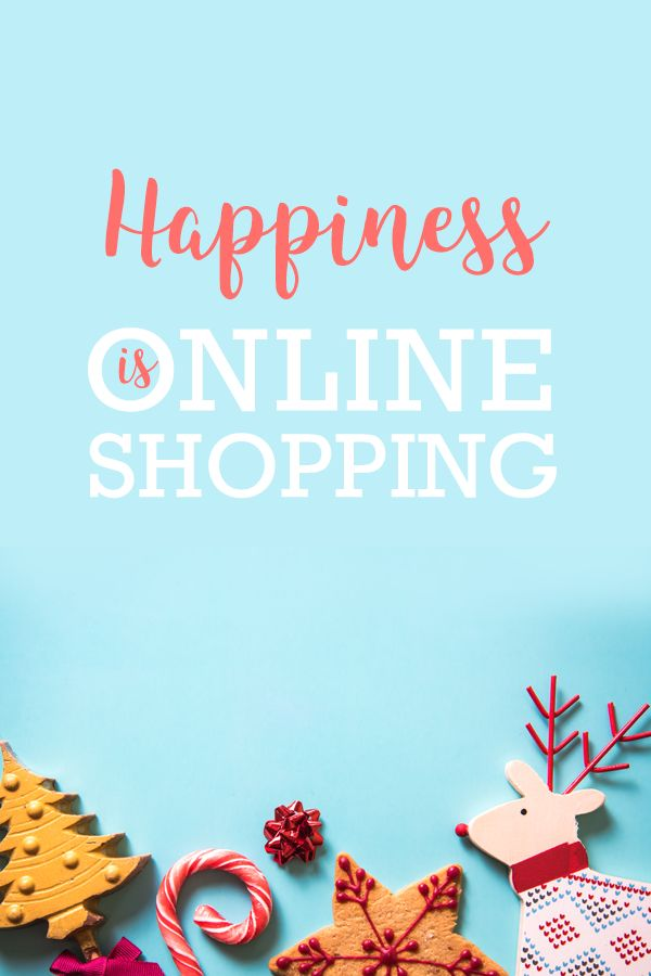 Shopping makes us smile! Shop Boxing Day like a pro and enhance your savings with promo codes and Cash Back from Ebates.ca so you can get it all for less! #EbatesCABoxingDay