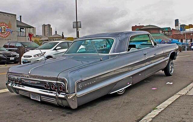 Pin By Michael Garcia On Rides 64 Impala Impala Dodge Charger