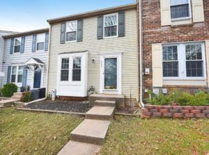 233 Lodgecliff Ct Abingdon MD HR9851804 For Sale 3 Bedroom 2 Bath townhouse in Constant Friendship hits the market today! Nice updates, bar and fireplace in the basement, deck with steps to fully fenced rear yard, fully finished basement with walk out to 2nd deck. Why rent when you can own this for less?