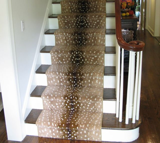 designPOST interiors: animal hide rugs