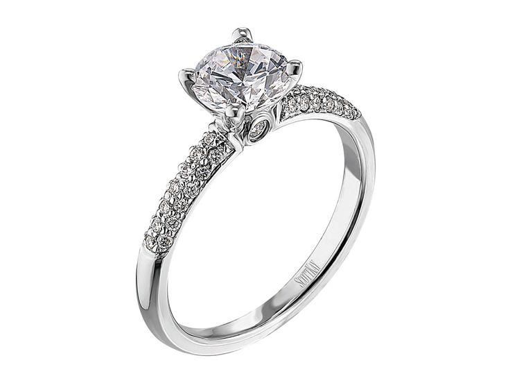 Collection: Radiance - M1251R510 #WeddingRings #EngagementRings #DiamondRings #ScottKay #ScottKayJewelry