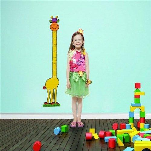 Çocuklar bir an önce büyümenin derdindedirler. Her cm onlar için büyük mutluluk kaynağı olduğu için, onlara boylarını her an ölçebilecekleri eğlenceli bir hediye almaya ne dersiniz?   http://www.buldumbuldum.com/hediye/hayvanlar_alemi_cocuk_boy_olcer_metre/