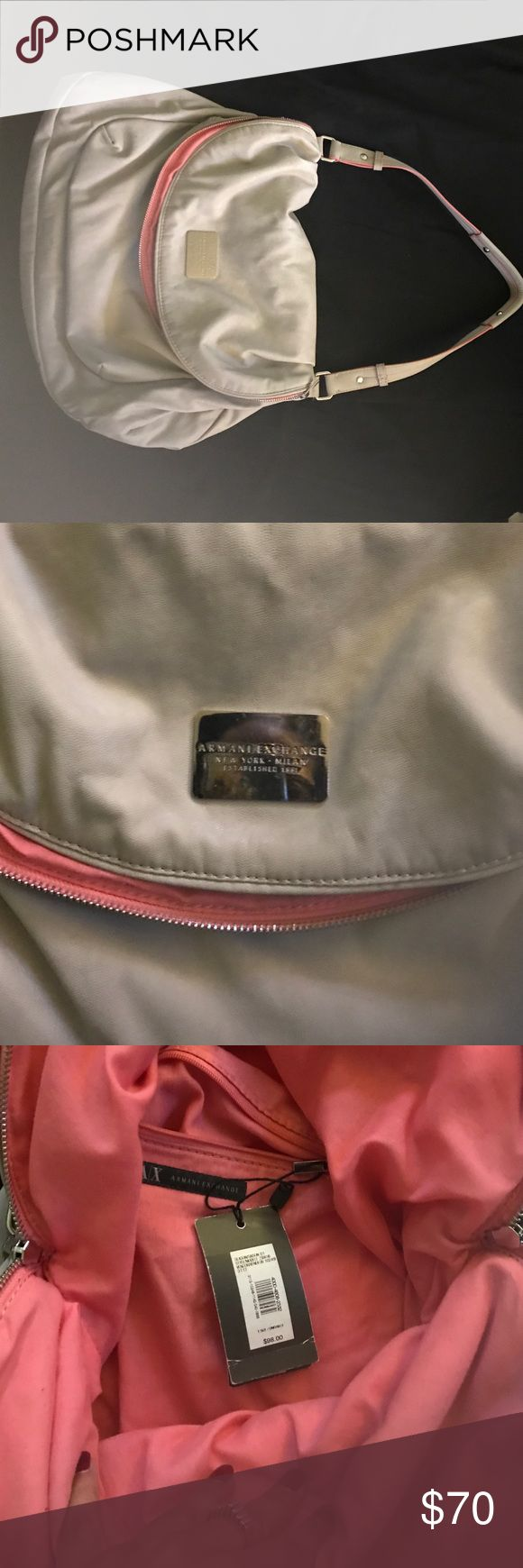 Armani exchange purse Great purse includes tags, willing to bundle with wallet A/X Armani Exchange Bags Satchels
