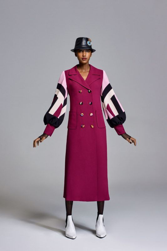 Trend Report: London Fashion Week Fall 2018 Ready-to-Wear | Mood Designer Fabrics Sewciety Blog | Bloglovin'