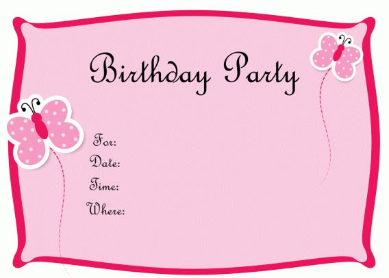 17 best ideas about Invitation Maker – Party Invite Maker