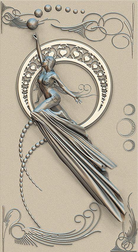 Art Nouveau Tattoo Nouveau: Art Deco, Art Deco Design, Art Deco Fashion