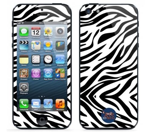 #Zebra #skin for #iPhone5