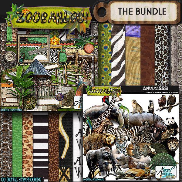 Zoobahlou!   The Bundle