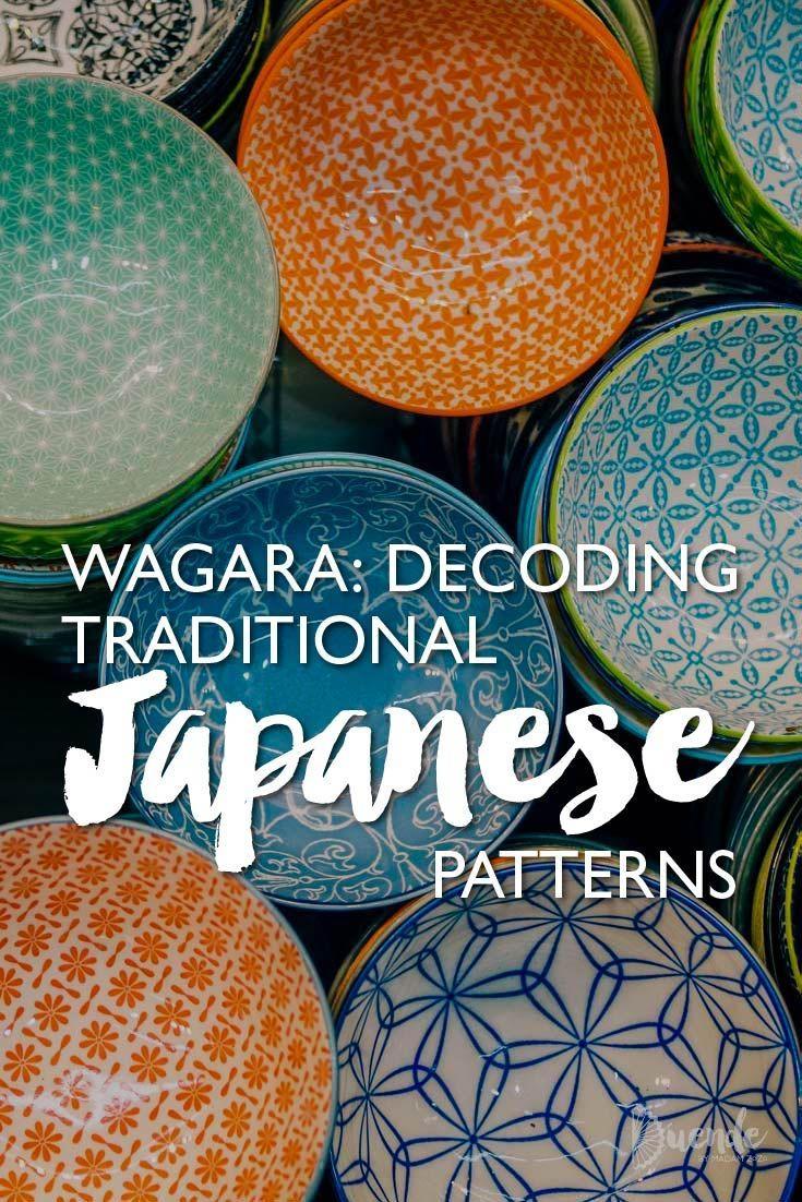 Wagara: Decoding Traditional Japanese Patterns   Culture Traveler