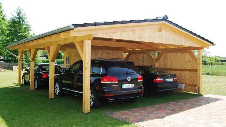Konfigurieren Spitzdach Carport Selbst Kaufenspitzdach Carport Selbst Konfigurieren Und Kaufen In 2020 Carport Designs Carport Backyard