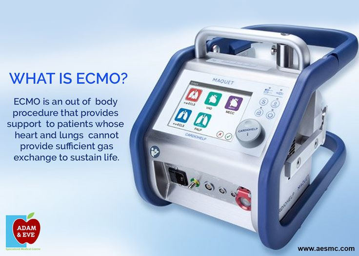 The ECMO machine is made up of several parts: a pump, an artificial lung, a blood warmer and various monitoring components.  ADAM & EVE Specialized Medical Centre PO Box : 32866, Near Royal Rose Hotel Pink Building (501), Floor 01 Electra Street, Abu Dhabi, UAE Contact Us : +971 2 676 7366 / +971 52 1555 366 / 055 1555 366 Email : info@aesmc.com www.aesmc.com #ECMOmachine #Extracorporealmembraneoxygenation #clinicsinabudhabicity #abudhabidentalclinic #dentalcenterabudhabi