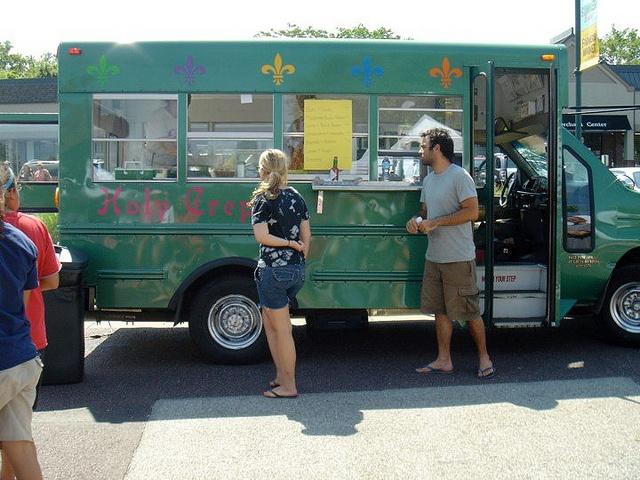 school bus food truck conversion
