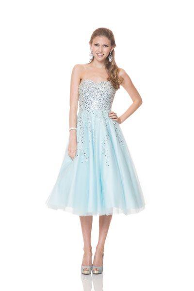 28 Short Prom Dresses - Prom Dress Trends 2015 - Seventeen