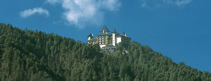 Wildflower Hall, Shimla in the Himalayas (India)
