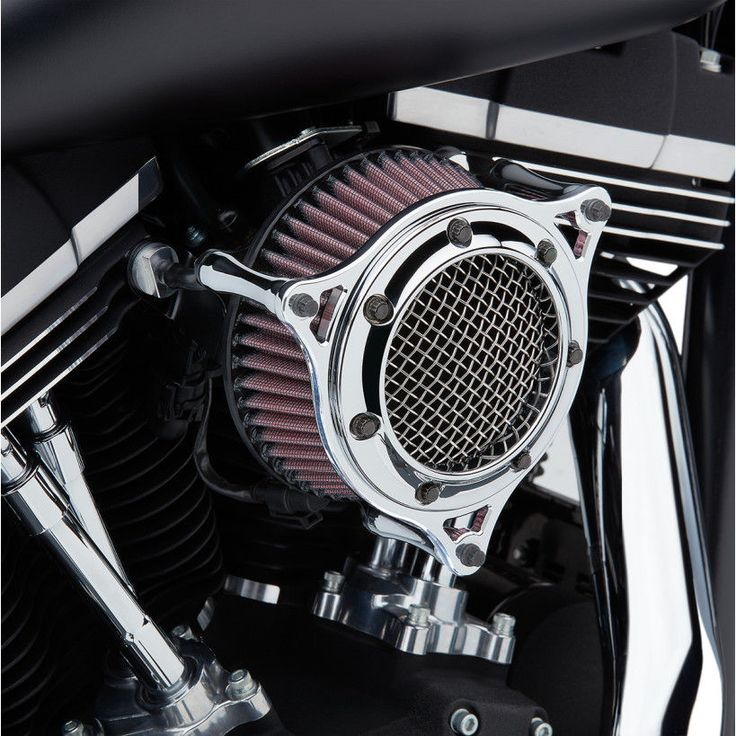 Cobra Chrome Rpt Stage 1 Air Intake Cleaner For Harley