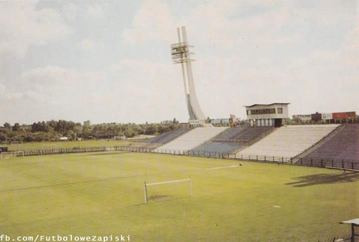 Lech Poznań stadium 1993