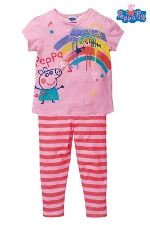 Buy Bright Peppa Pig™ Pyjamas (12mths-6yrs) from the Next UK online shop