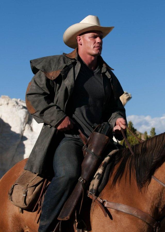 John Cena.... Wholly hell hounds