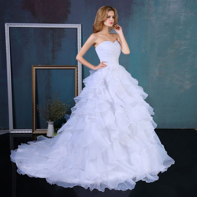 【 $55.67 & Free Shipping / Coupons 】Vnaix Peach Cap Sleeve Beading Ruffle Long Chiffon Formal Prom Party Wedding Dresses Gown   worth buying on AliExpress
