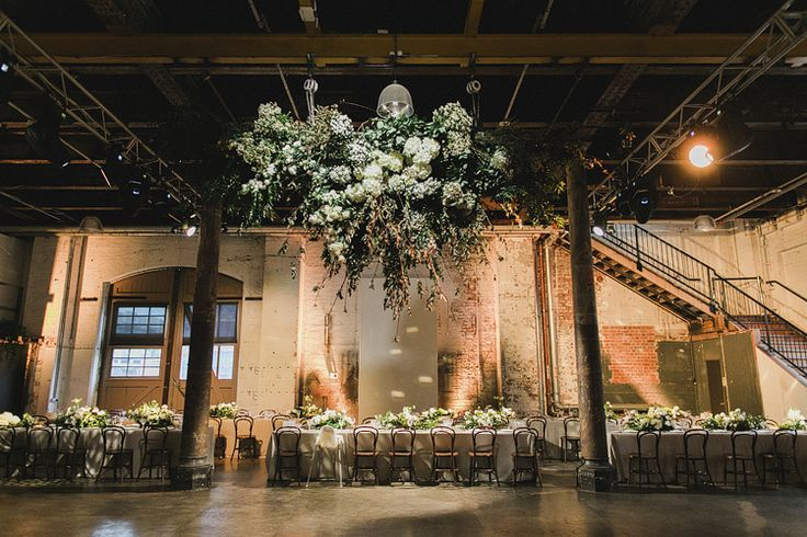 Industrial Chic / Wedding Style Inspiration / LANE