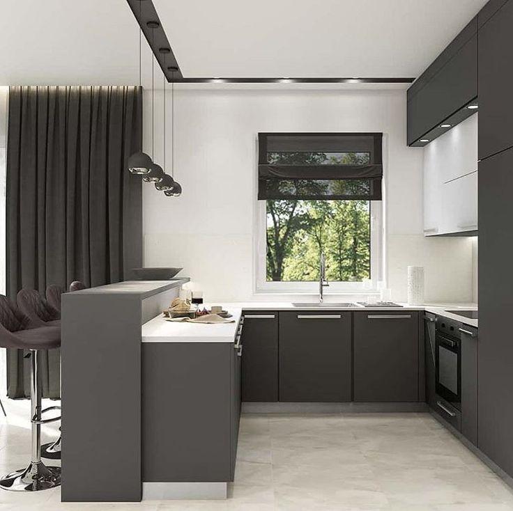 большого кухни в стиле минимализм фото реальных кухонь салаты