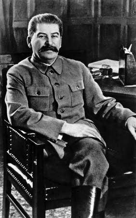 Joseph Stalin: December 18 [December 6, Old Style], 1879 Gori, Georgia, Russian Empire [see Researcher's Note] March 5, 1953 Moscow, Russia, U.S.S.R. secretary-general of the Communist Party of the Soviet Union (1922–53) and premier of the Soviet state (1941–53), who for a quarter of a...