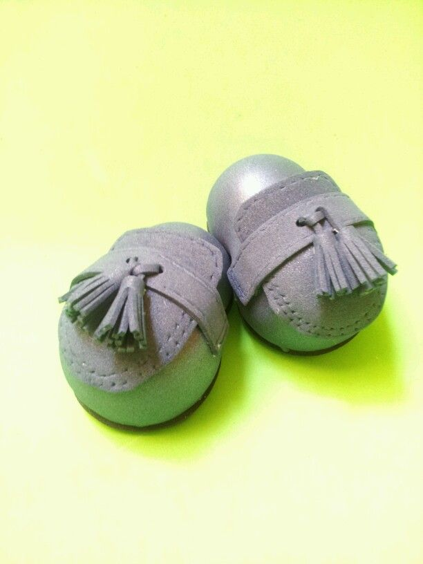 Zapatos en Goma EVA. Mindaia Dolls - Fofuchas personalizadas