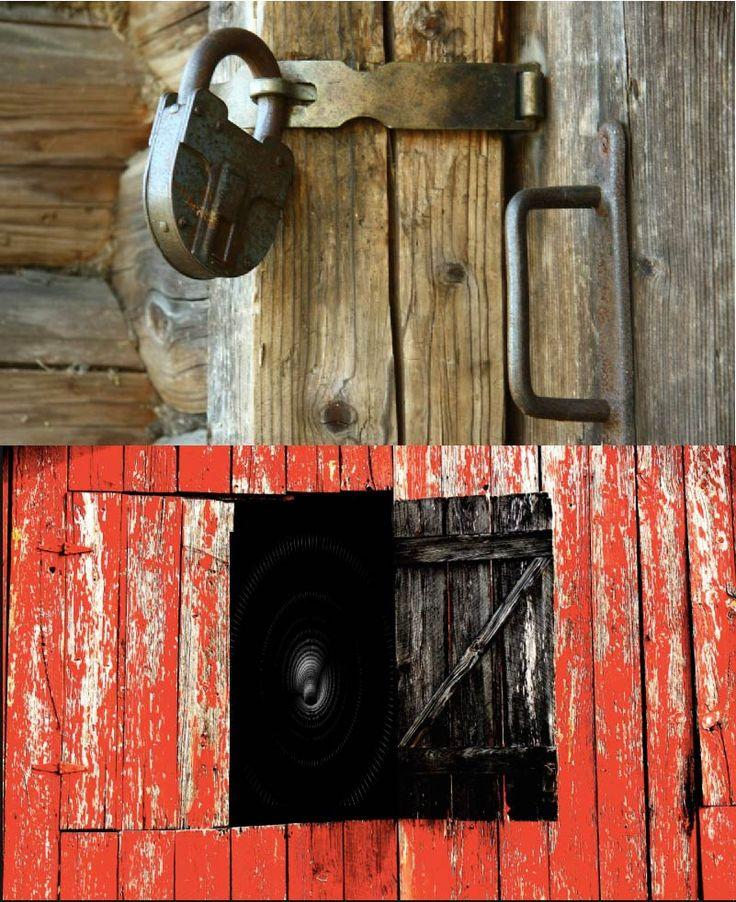 Противоположность 60: открытые-закрытые двери