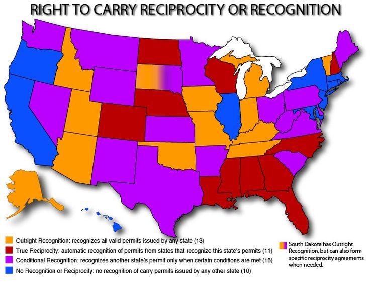 Best New Jersey Gun Laws Ideas On Pinterest Megans Law Nj - Us open carry map