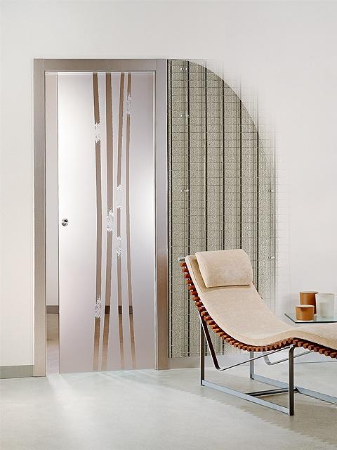 Orchidea, estructuras para puertas correderas de Maydisa. www.maydisa.com