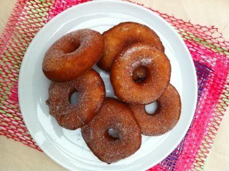 Recept glutenvrije donuts - glutenvrije mama