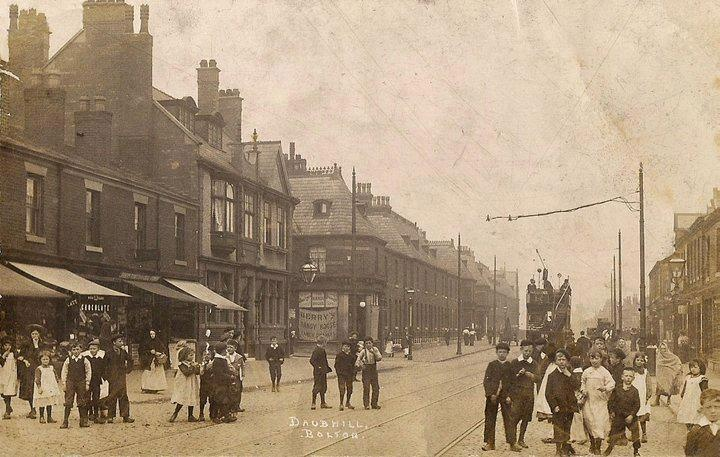 Daubhill, Bolton I think its around 1920-1930 but not sure