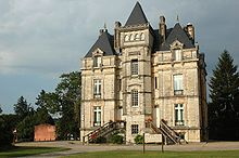 Château Lota. Ustaritz. Aquitaine