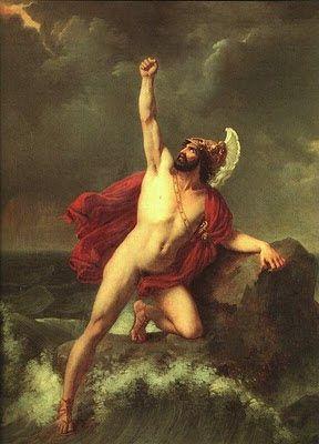 Mitologia Grega: Mito: Ajax menor e o reconhecimento dos erros