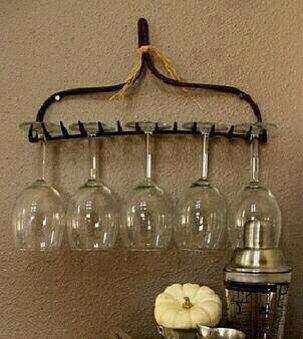 Old rake idea