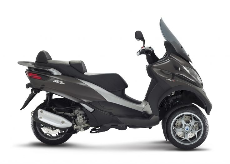 Motor Scooters | Italian Scooters | Piaggio Scooters :: Scooter :: Mp3 500 business abs