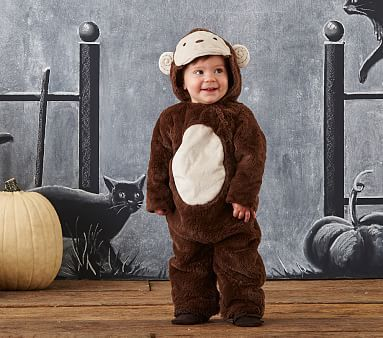 Baby Monkey Costume, 12-24 Months