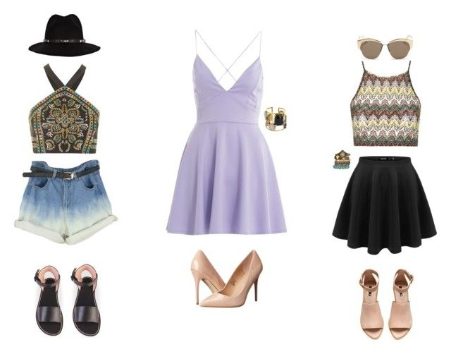 casual and dressy back to school outfits