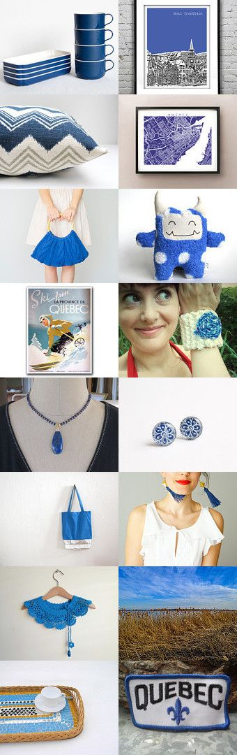 Fete de la St-Jean-Baptiste (Quebec) by Annie Stationery on Etsy--Pinned with TreasuryPin.com #annehermine