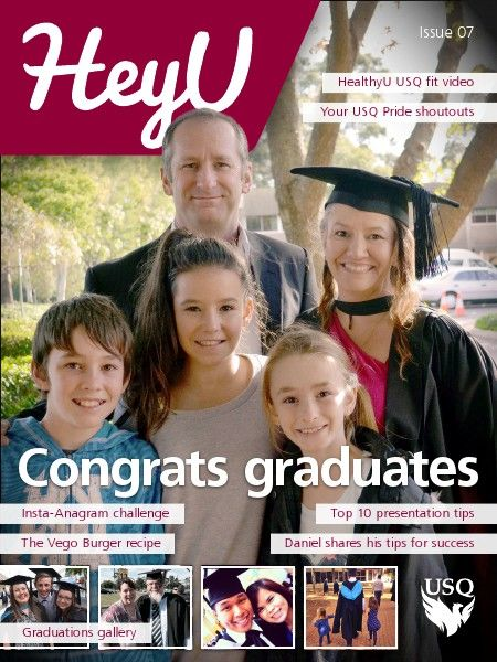 HeyU Issue 7 - 30 May 2014