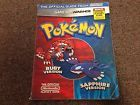 Pokemon Ruby and Sapphire Official Nintendo Power Guide GBA - http://video-games.goshoppins.com/video-game-strategy-guides-cheats/pokemon-ruby-and-sapphire-official-nintendo-power-guide-gba/