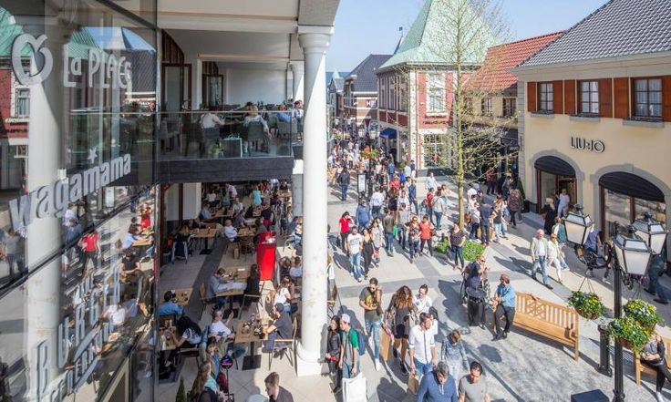 GROZA Designer Outlet Roermond opent 50 nieuwe winkels http://www.groza.nl www.groza.nl, GROZA
