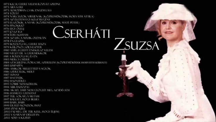Cserháti Zsuzsa - Nagy Válogatás (38 dal) 1973 - 2002