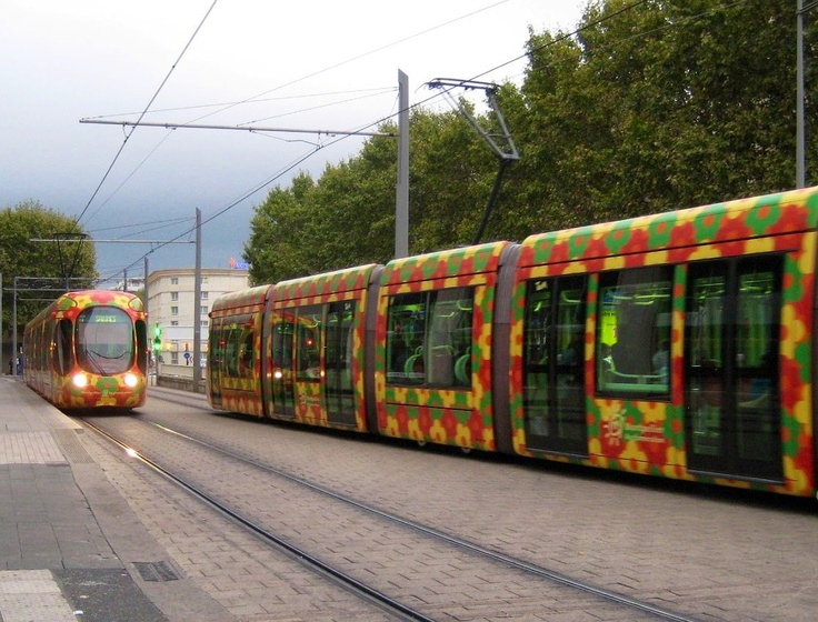 29 best images about tram and light rail in the world on - Tram horaire montpellier ...
