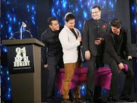 Salman Shahrukh aamir khan together